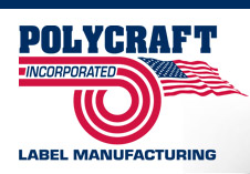 Polycraft Inc. | Label Manufacturing